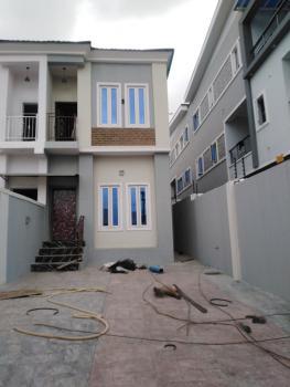 Newly Built 4 Bedroom Semi Detached Duplex with Bq, Ogundana Estate, Allen, Ikeja, Lagos, Semi-detached Duplex for Sale