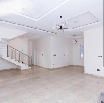 Executive Finished 5 Bedrooms Fully Detached with Bq, Osapa, Lekki, Lagos, Detached Duplex for Rent