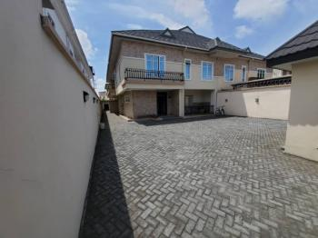 Well Built 5 Bedroom Semi Detached Duplex, Off Babatope Bejide Crescent, Lekki Phase 1, Lekki, Lagos, Semi-detached Duplex for Sale
