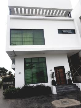 Luxury 4 Bedroom Terrace Duplex in a Lovely Location, Brooks, Gra, Magodo, Lagos, Terraced Duplex for Sale
