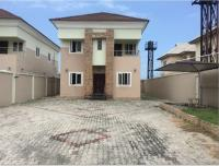 4-bedroom, With 2-rooms Bq Fully Detached Duplex Sitting On 600 Sqms Off Oladimeji Alo, Lekki Phase 1, Lekki, Lagos, 5 Bedroom, 6 Toilets, 5 Baths House For Sale