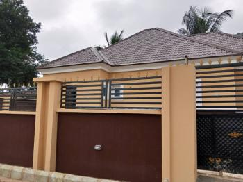 Brand New 2 Bedrooms Flat Alone in The Compound, Ekhaguere Street, Off Lucky Igbinedion Way, Ikpoba Hill, Ikpoba Okha, Edo, Detached Bungalow for Rent