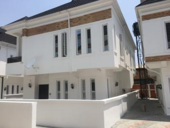 5 Duplex Detached Duplex in a Gated Fully Serviced Estate with a Bq, Oral Estate, Lekki Expressway, Lekki, Lagos, Detached Duplex for Rent