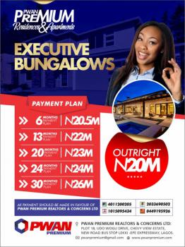 House, Ibeju Lekki, Lagos, Terraced Bungalow for Sale