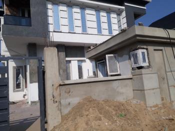 Luxury 4 Bedroom Semi Detached Duplex with a Room Bq, Chevy View Estate, Idado, Lekki, Lagos, Semi-detached Duplex for Sale