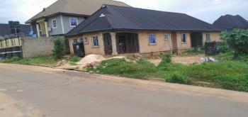 2 Unit of 3 Bedroom Each in Suite Visitors Palour and Extra Bathroom, Estate Gate at Airport Road, Benin, Oredo, Edo, Block of Flats for Sale