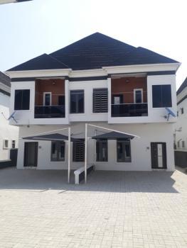 Luxury 4 Bedroom Terrace Duplex with a Room Bq, Orchid, Idado, Lekki, Lagos, Semi-detached Duplex for Sale