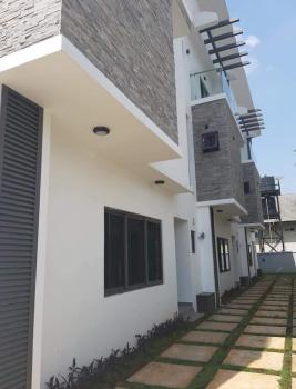 New 4 Bedroom Terrace Duplex, Osborne Foreshore Estate, Osborne, Ikoyi, Lagos, Terraced Duplex for Rent