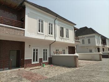 Luxury 4 Bedroom Semi Detached Duplex with Features, Creek Court Estate, Ikota, Lekki, Lagos, Semi-detached Duplex for Rent