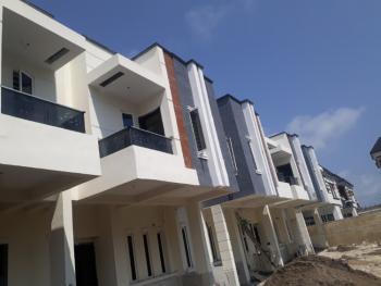 Luxury 4 Bedroom Terrace with a Room Bq., Orchid, Idado, Lekki, Lagos, Terraced Duplex for Sale