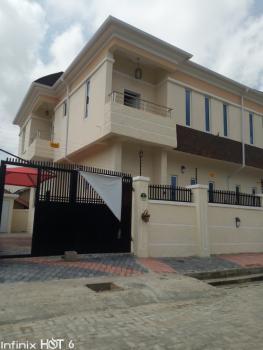 4 Bedroom Semi Detached, Thomas Estate, Ajiwe, Ajah, Lagos, Semi-detached Duplex for Sale