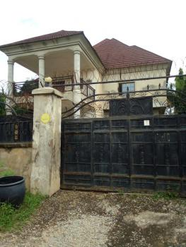 4 Bedrooms Carcass Duplex with and Without Bq, Estate After Charlie Boy, Gwarinpa, Abuja, Detached Duplex for Sale