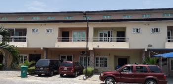 a Luxury 3 Bedroom Terrace Duplex with 24 Hour Electricity, Phase 4, Lekki Gardens Estate By General Paint, Ajah, Lagos, Terraced Duplex for Rent