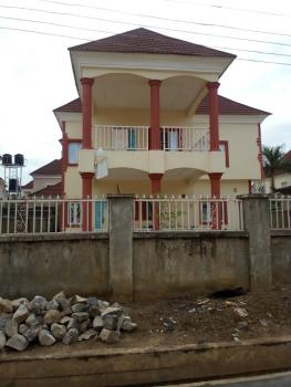 4 Bedrooms 2 Sitting Rooms Duplex Without Bq, Estate After Charlie Boy, Gwarinpa, Abuja, Detached Duplex for Sale