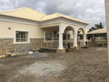 Luxury 3 Bedroom Fully Detached Bungalow +1 Bedrom Chalet, Bq in an Estate, Gwarinpa, Abuja, House for Sale