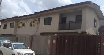 a Well Maintained 3 Bedroom Upper  Floor Flat - Office Use, Oremeta Street Off Link Bridge., Oregun, Ikeja, Lagos, Flat for Rent