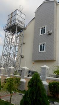 4-bedroom Terrace Apartment, Guzape District, Abuja, Flat for Rent