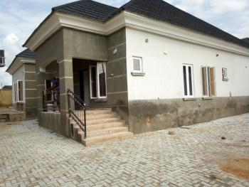 4 Bedrooms Bungalow and 2 Rooms Bq, Estate After Charlie Boy, Gwarinpa, Abuja, Detached Bungalow for Sale