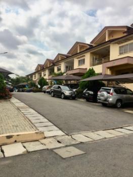 4 Bedroom Terrece Duplex at Maitama, Maitama, Maitama District, Abuja, Terraced Duplex for Rent