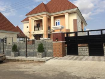 Brand New 6 Bedroom Master Piece with Space for Bq in an Estate., Gwarinpa, Abuja, House for Sale