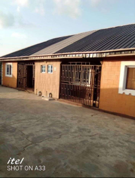 Decent 2 Bedroom Flat, Fajol Estate, Abeokuta South, Ogun, Flat for Rent