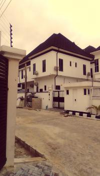 Newly Built 5 Bedroom Duplex with Room Ensuite with 2 Bq, Chelvron Alternative Lagoo Estate, Lekki, Lagos, Detached Duplex for Rent