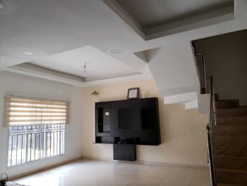 Service 4 Bedrooms Terrace Duplex, Platinum Road Igbokushu, Ikate Elegushi, Lekki, Lagos, House for Rent