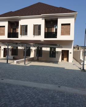 4 Bedroom Semi Detached Duplex with Bq, Ikota, Lekki, Lagos, Semi-detached Duplex for Rent