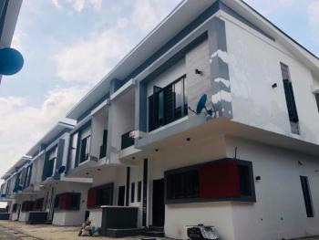 Self Service 4bed Rooms Semi Detected Duplex with a Bq, Lekki County Estate, Ikota, Lekki, Lagos, House for Rent