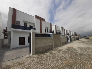 Brand New 4 Bedroom Duplex Serviced with 24hrs Electricity, Ikota Estate By Megachicken Restaurant Lekki, Ikota, Lekki, Lagos, Semi-detached Duplex for Rent