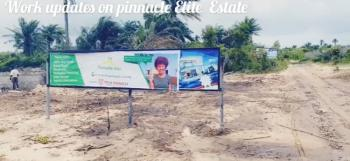 Get an Amazing Dry Land in an Already Developed Area, Good Habitations, Developed Area, 2 Minutes From The La Campaign Tropicana, Okun-ise, Ibeju Lekki, Lagos, Mixed-use Land for Sale