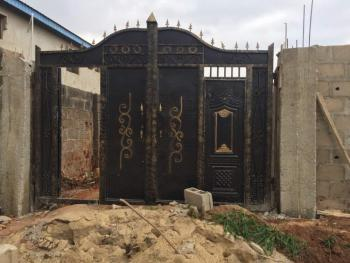 Uncompleted Building on a 336sqm with Borehole, 15, Boye Adekanmbi, Crescent, Eyita, Agric, Ikorodu, Lagos, Detached Bungalow for Sale