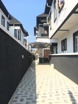 Newly Built 4 Bedroom Semi Detached Duplex with Bq in an Estate, Osapa London, Osapa, Lekki, Lagos, Semi-detached Duplex for Sale