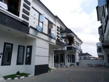 4 Bedroom Semi Detached Duplex, Orchid Road Chevron, Lekki Expressway, Lekki, Lagos, Semi-detached Duplex for Sale