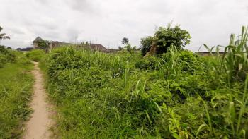 Flat Surface Dry and Firm Land, Conerstone Road, Uzuoba, Port Harcourt, Rivers, Residential Land for Sale