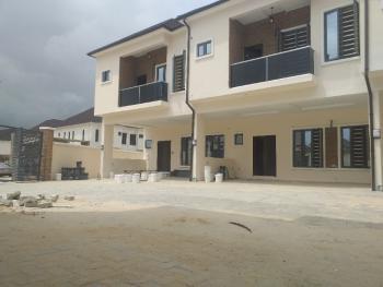 4 Bedroom Duplex, Lovely Finished with Excellent Kitchen and Toilet., Ikota Villa Estate Beside Mega Chicken., Ikota, Lekki, Lagos, Semi-detached Duplex for Sale