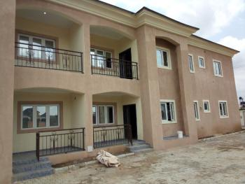 Brand New Spacious 3 Bedrooms, Just After Berger Yard, Life Camp, Abuja, Mini Flat for Rent