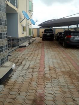 Topnotch 3 Bedrooms Flat with 4 Toilets, a Minute Drive After Berger Yard, Life Camp, Abuja, Mini Flat for Rent