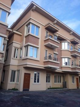 Luxurious 4 Bedrooms Terraced Duplex, Sapphire Court, Oniru, Victoria Island (vi), Lagos, Terraced Duplex for Rent