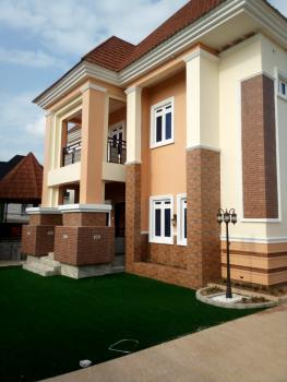 Brand New Spacious and Standard 5 Bedrooms 2 Sitting Rooms, Clean N Serene Estate After Charlie Boy, Gwarinpa, Abuja, Detached Duplex for Sale