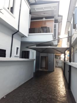 Brand New 5bed Room Fully Detached House with Fitted Kitchen and Bq., Chevron Alternative Route., Lekki Phase 2, Lekki, Lagos, Detached Duplex for Sale