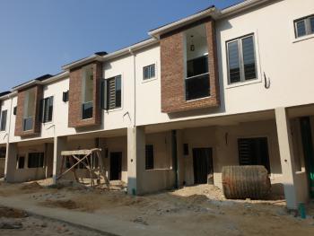 Super Spacious Luxury 3bedroom Serviced Terrace Duplex in a Mini Estat, Ikota, Lekki, Lagos, Terraced Duplex for Sale