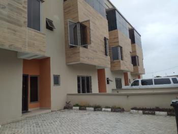 American Standard 4 Bedrooms Duplex on Two Floors with Bq, Road 16, Ikota Villa Estate Beside Mega Chicken, Ikota, Lekki, Lagos, Semi-detached Duplex for Rent