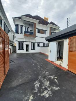 Newly Built Massive 4 Bedrooms Semi Detached Duplex and Bq, Off Orchid Hotel Road, Lafiaji, Lekki, Lagos, Semi-detached Duplex for Rent