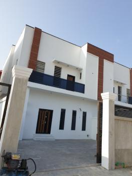 Super Spacious Luxury 4 Bedroom Semi Detached Duplex with Bq Serviced., Ikota, Lekki, Lagos, Semi-detached Duplex for Sale