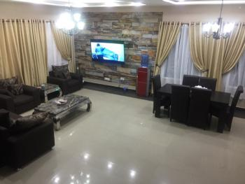 4 Bedrooms Stylish and Luxurious Home-away-from-home. Wifi, Castle Rock Road By Shoprite, Agungi, Lekki, Lagos, Semi-detached Duplex Short Let
