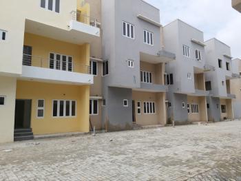 Brand New 6 Bedroom Terrace House + Boys Quarter, Wuye, Abuja, Terraced Duplex for Sale