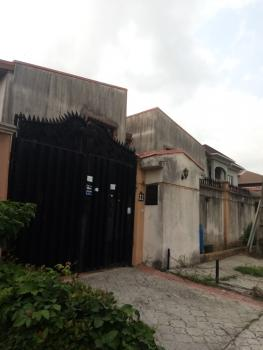 640 Square Meters of Built Up 2nos  4 Bedroom Ssemi Detached Houses, Magodo Gra Phase 2., Gra, Magodo, Lagos, Mixed-use Land for Sale