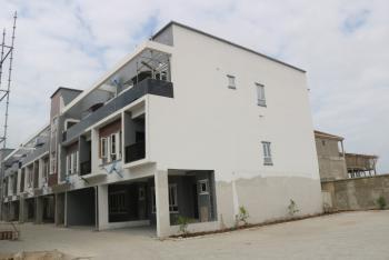 Luxury 3 Bedroom Terrace Duplex with Bq, Lekki Phase 1, Lekki, Lagos, Terraced Duplex for Sale