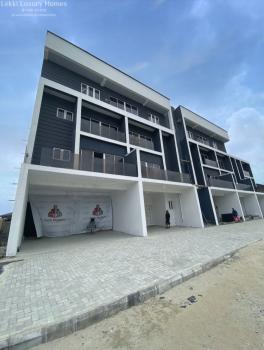 Fully Serviced 4 Bedroom Terrace Duplex with B.q, Lekki Phase 1, Lekki, Lagos, Terraced Duplex for Sale
